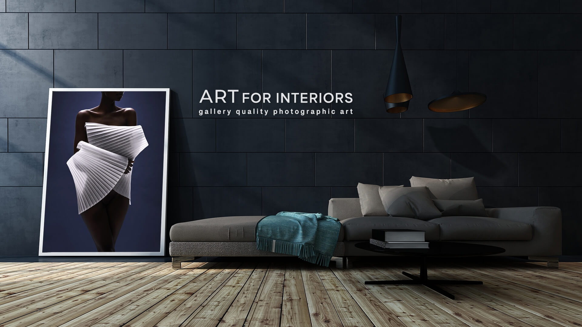 Art for interiors - gallery quality photographic art
